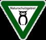 NSG-Schild Berlin, Bremen und Niedersachsen