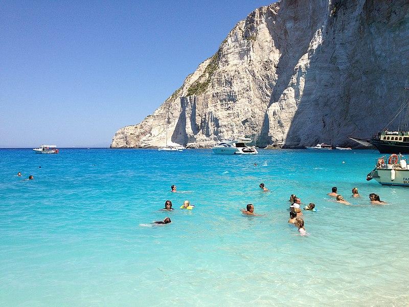 File:Navagio Beach Zakynthos 2012.jpg