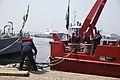 Navio de Apoio Oceanográfico Ary Rongel parte rumo à Antártica (37626038036).jpg