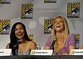 Naya Rivera & Heather Morris (4852315289).jpg