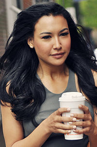 Naya Rivera in New York (2011)