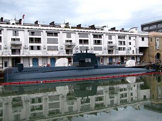 Sauro-class submarine - Sauro to Genoa Galata Museum