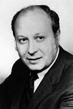 Photo of Barnett Rosenberg