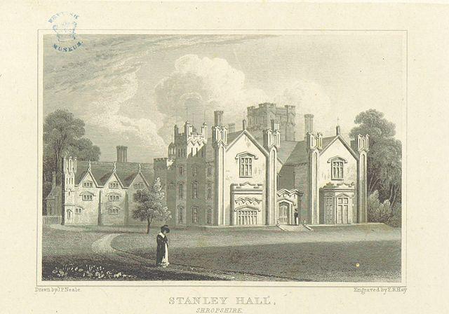 Stanley Hall, Shropshire