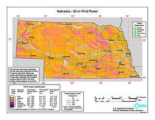 Wind power in Nebraska