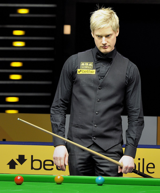 Neil Robertson (snooker player) - Wikipedia