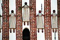 Neubrandenburg, das Stargarder Tor, Detail.jpg