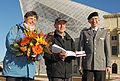 Neueröffnung des Militärhistorischen Museums in Dresden - first visitors.jpg