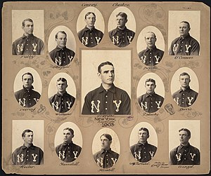 1903 New York Highlanders season - The 1903 New York Highlanders