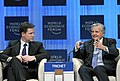 Nick Clegg and Jean-Claude Trichet - World Economic Forum Annual Meeting 2011.jpg
