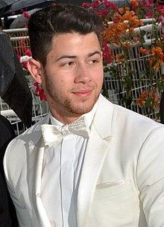 Nick Jonas American singer