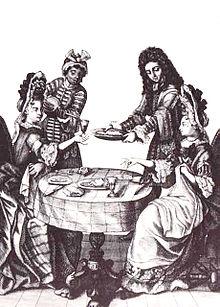 Histoire de la cuisine fran aise wikip dia for Cuisinier louis 14