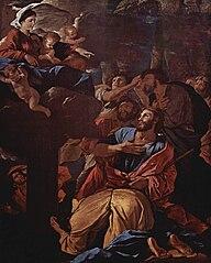 L'Apparition de la Vierge à saint Jacques le Majeur