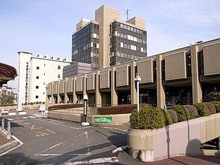 新座市庁舎