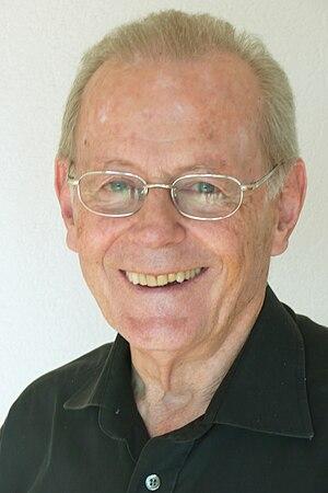 Niklaus Brantschen - Fr. Niklaus Brantschen S.J.