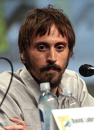 Niko Nicotera - Nicotera at the 2014 Comic-Con International