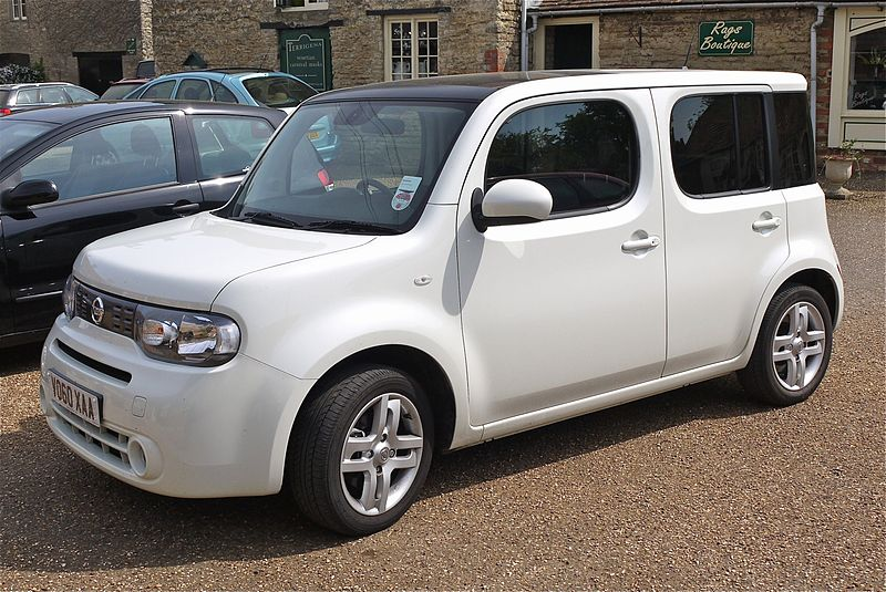 File:Nissan Cube - Flickr - mick - Lumix.jpg
