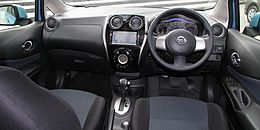 Nissan Note X-DIG-S interior.jpg