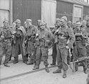 British Commandos after Operation Abercrombie