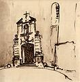 Noakowski Portal barokowy 1918.jpg