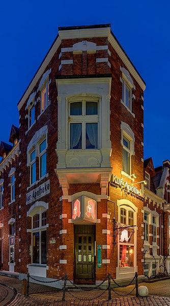 File:Norderney, Kur-Apotheke -- 2018 -- 1016-20.jpg