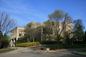 Norris University Center - Image: Norris University Center 2