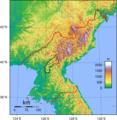 North Korea Topography Myohyang.png