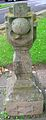 North Side, Kirkhall Scottish Sundial, Ardrossan..JPG