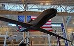 Northrop Grumman RQ-4 Global Hawk mock-up, Block 10, 1998 - Evergreen Aviation & Space Museum - McMinnville, Oregon - DSC01114.jpg