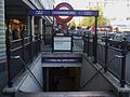 Notting Hill Gate stn southeast entrance.JPG