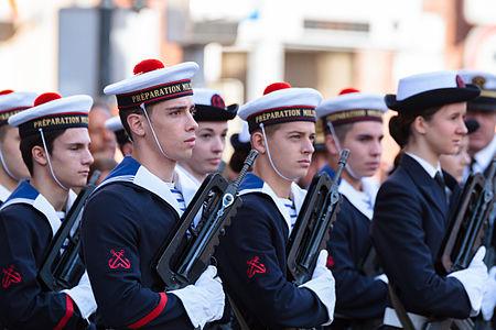 Pr 233 Paration Militaire Marine Wikip 233 Dia