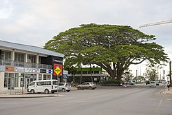 City centre Nukuʻalofa