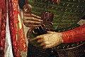 Nuno gonçalves, pannelli di san vincenzo, 1470 ca. 06 l'arcivescovo 11.jpg