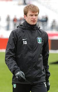 Pavel Nyakhaychyk Belarusian footballer