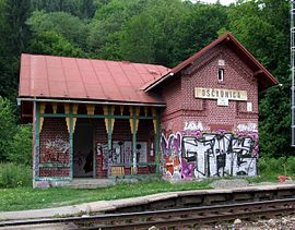 Oščadnica - train station.JPG