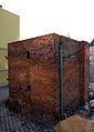 OPOLE Baszta Wilcza 1300r na terenie sióstr Notre Dame- część murów obronnych. sienio.jpg