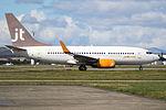OY-JTT Boeing 737-700 Jet Time (26379954246).jpg
