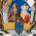 O Conde D. Henrique de Portugal e sua mulher D. Teresa.png