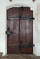 Obermenzing - Schloss Blutenburg - Kapelle - Tür innen 002.jpg