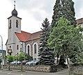 Oberwürzbach Pfarrkirche Herz Jesu 02.JPG