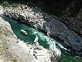 Oboke gorge pleasure boat 2106 August 13.B.jpg