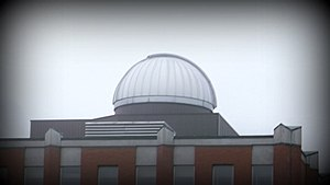 Bishop's University - Observatory of the university