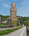 Ochsenturm, Oberwesel, Southeast view 20150514 1.jpg