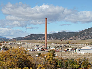 Smeltertown, Colorado human settlement in United States of America