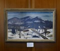 "Oil painting ""Winter Vista"" at Region 5 Customs House, Chicago, Illinois LCCN2010719958.tif"