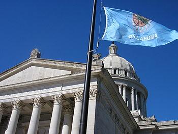 Oklahomacapitolandflag.jpg