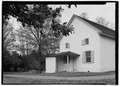 Old Kennett Meeting House, U.S. Route 1, 1 mile North of Longwood Gardens, Kennett Square, Chester County, PA HABS PA,15-KENSQ.V,4-5.tif