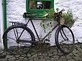 Old bike at Gleno - geograph.org.uk - 322751.jpg