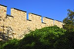 Old citywall in Petrinpark, Prague.JPG