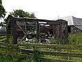 Old railway goods van, Airyligg Farm - geograph.org.uk - 510274.jpg